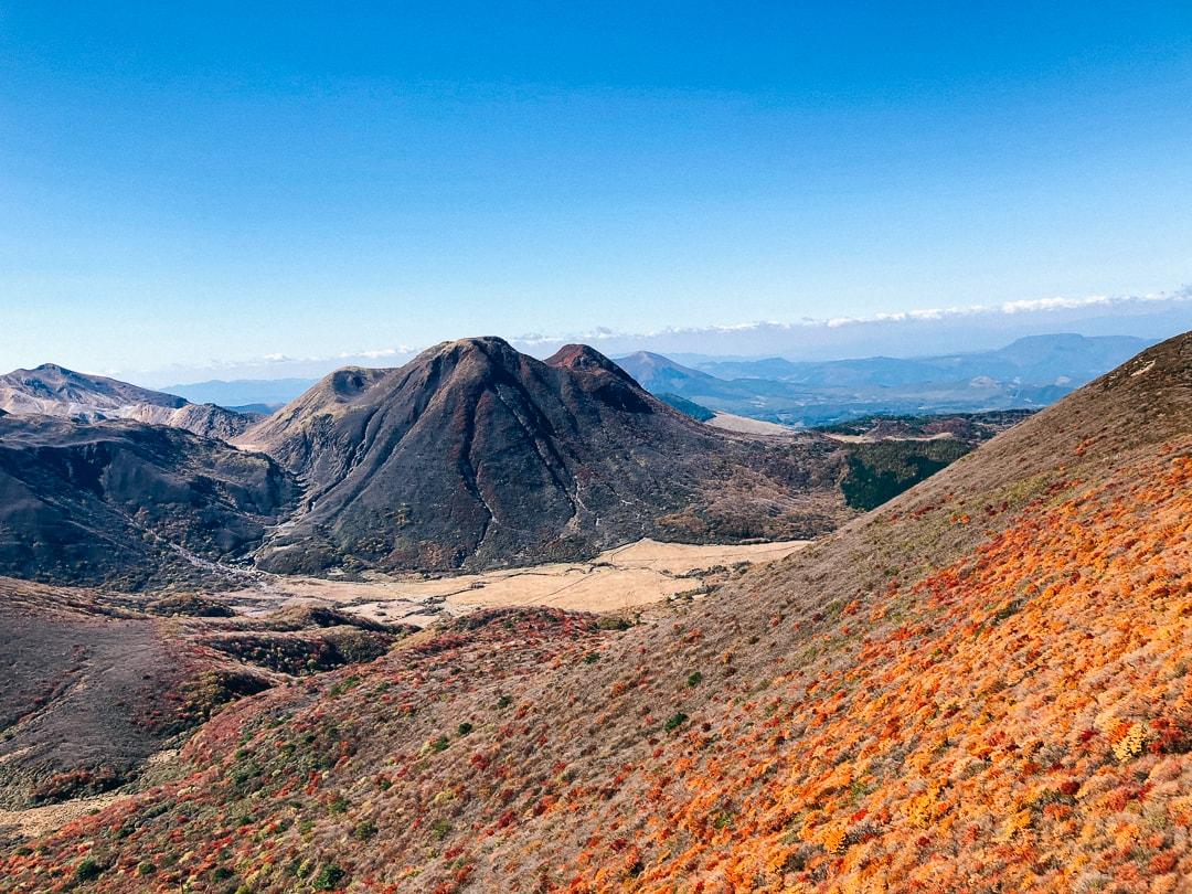 こわい三俣山