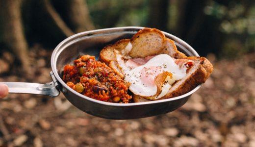 ストームクッカーで炒めて、煮て、焼いて。ワイルド野営メシ。