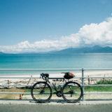 糸島から唐津。時々グラベル100kmライド
